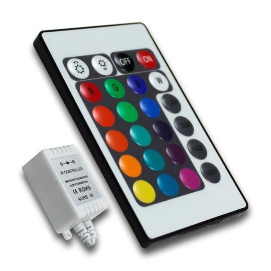 Controlador RGB DC12V 72W