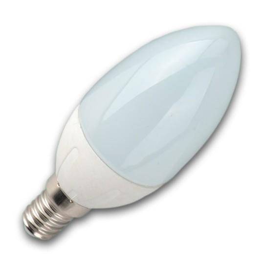 Bombilla LED E14 6W 3000K/4500K/6000K VELA