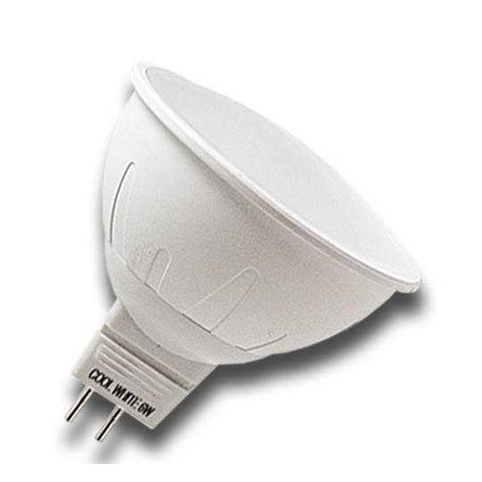 Bombilla MR16 LED 6W 3200K/4500K/6000K