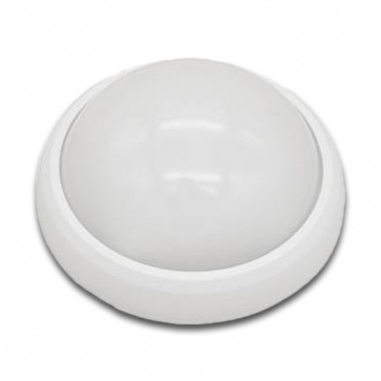 Plafón Superficie LED 8W Blanco IP54 uso exterior 4200K/6000K