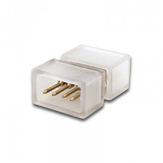 Conector Unión Tira LED SMD5050 RGB AC220V