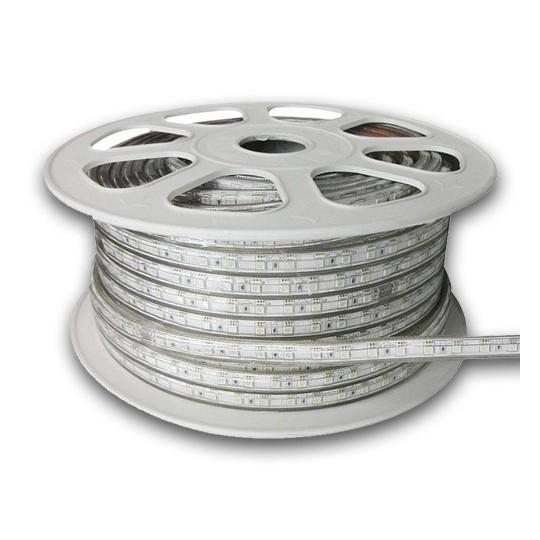 Tira LED SMD 5050 AC220V RGB