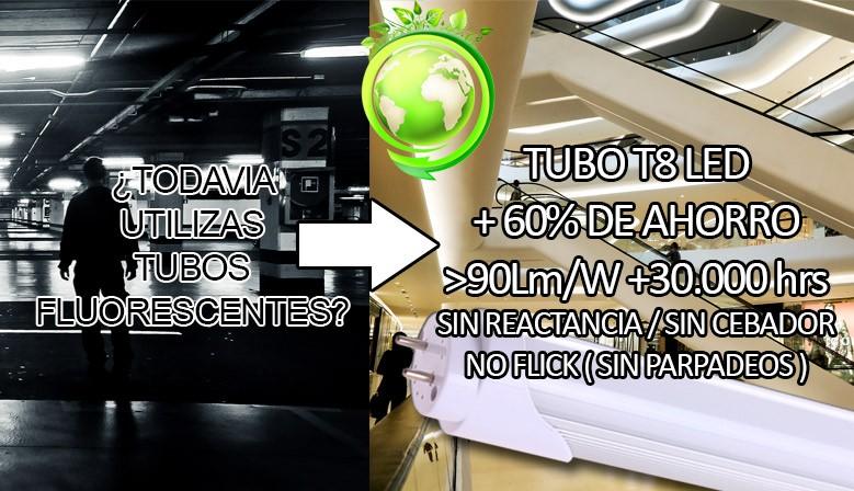 TUBOS T8